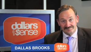 video interview with Dallas Brooks
