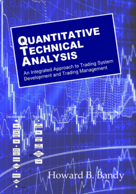 Front cover of Quantitative Technical Analysis book