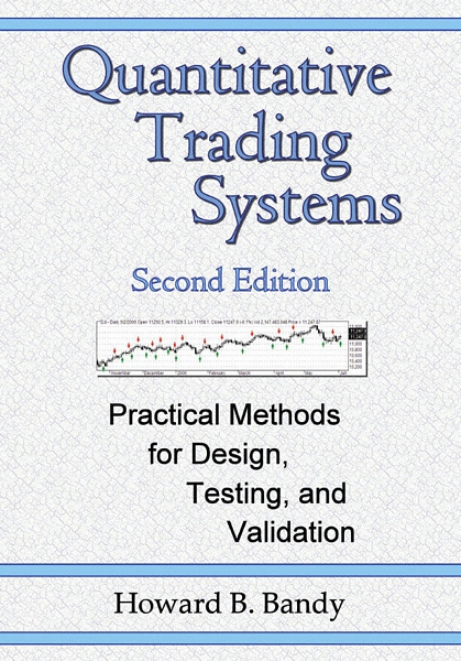 Quantitative Trading Systems book front cover