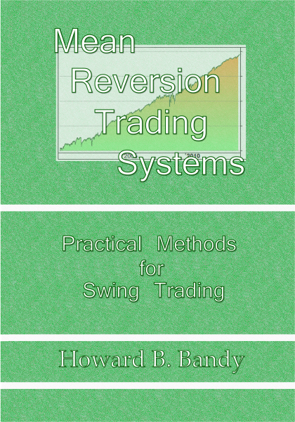mean reversion trading systems front cover